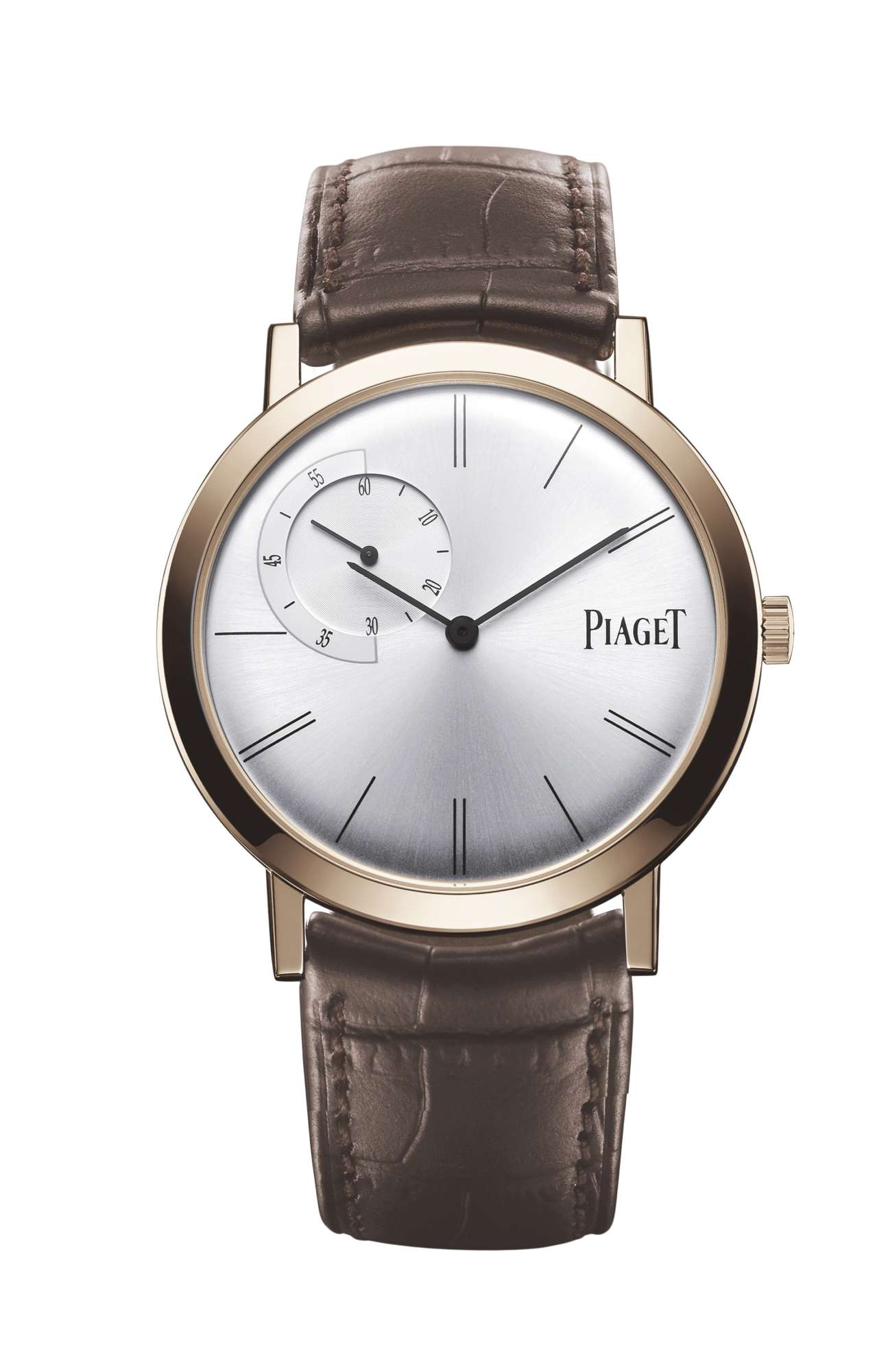 18-carat rose gold 40mm Altiplano by Piaget